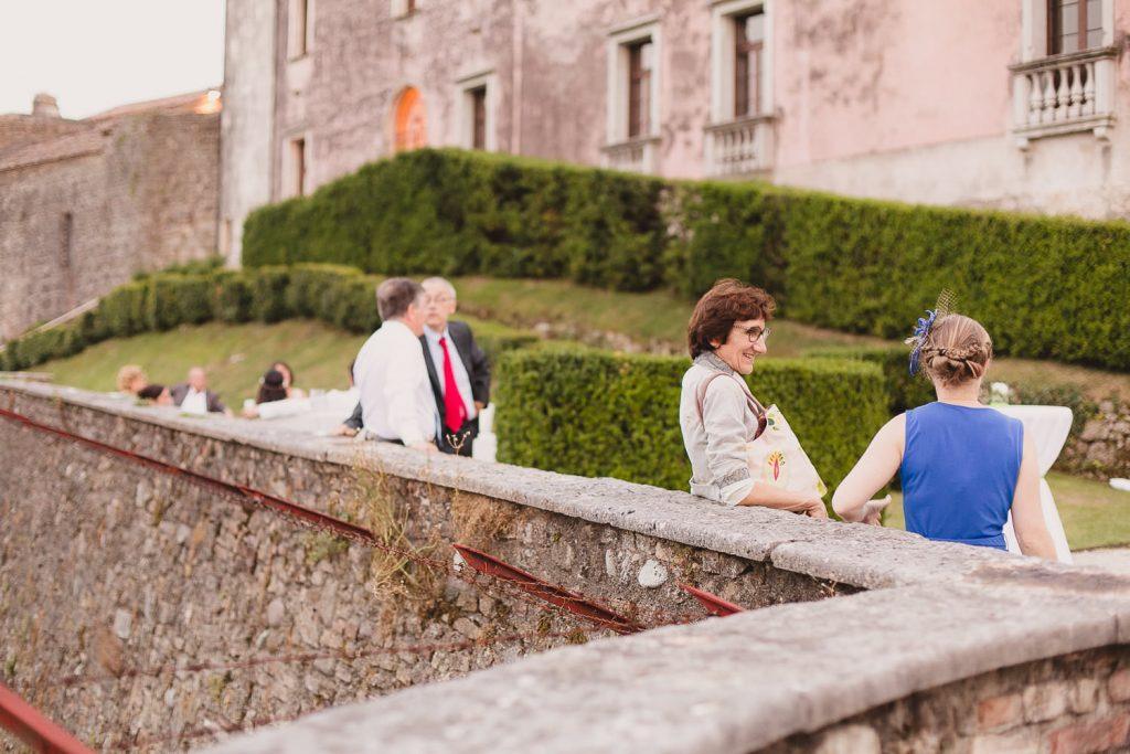 Matrimonio al castello San Salvatore