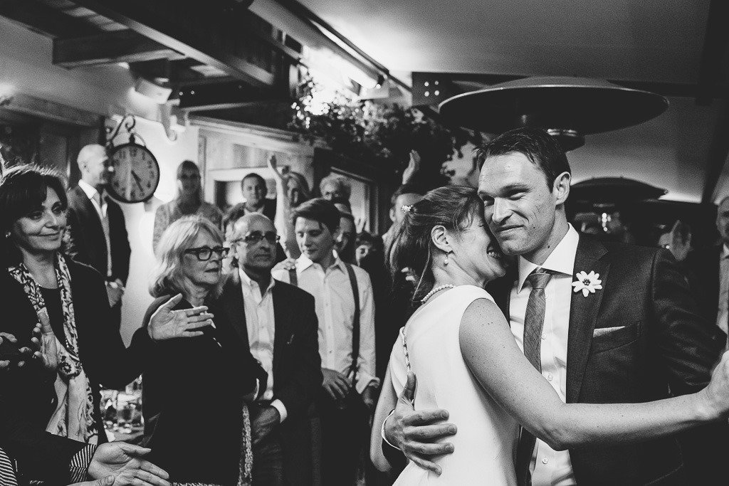 festa matrimonio Averau Cortina