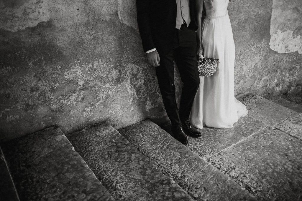Fotografia di matrimonio a Feltre