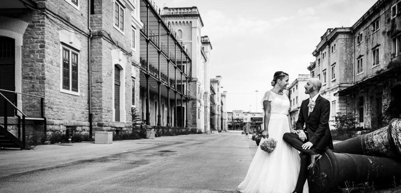 Matrimonio in Porto Vecchio a Trieste