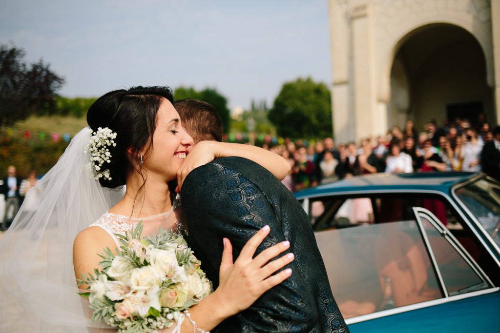 Matrimonio autunnale a Vicenza