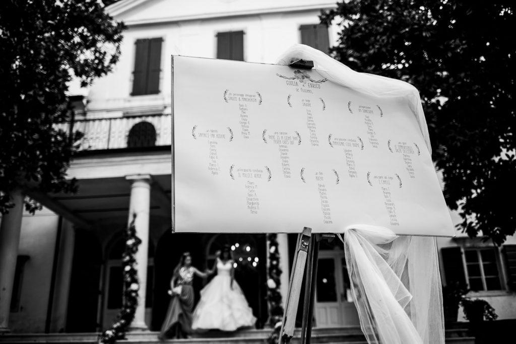 Matrimonio a Sagrado in Villa Castelvecchio