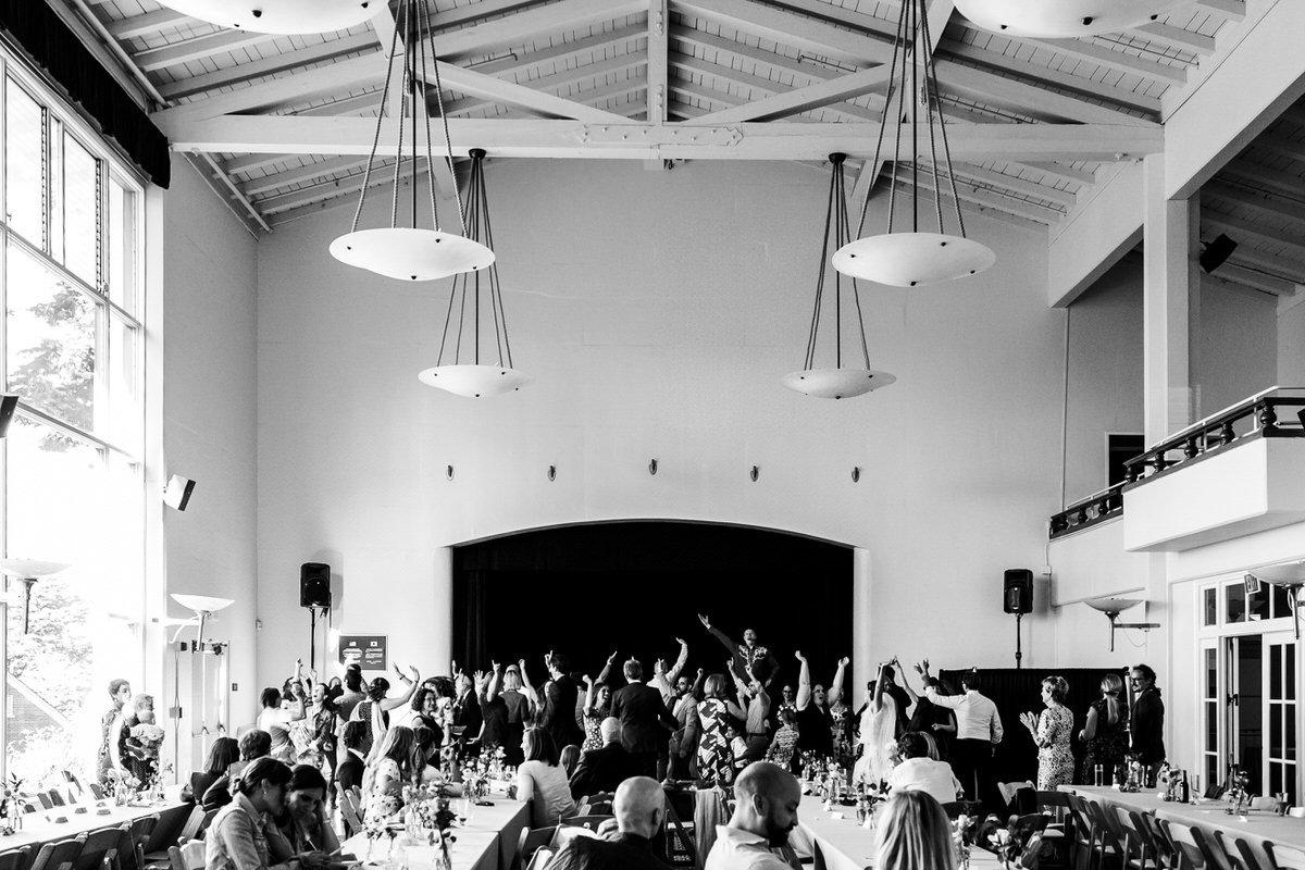 festa di matrimonio a San Francisco