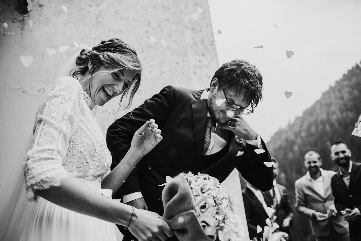 Matrimonio Informale in rifugio